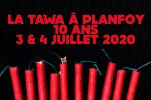 La Tawa 2020 Planfoy