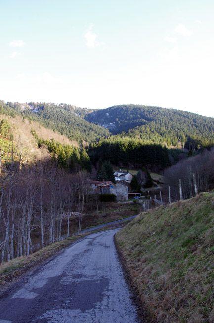Moulin du Bost - La Valla en Gier