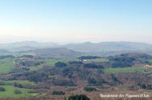 Randonnée pédestre des Piqueurs - Saint-Jean-des-Ollières - Édition 2019 - Parcours 11 km