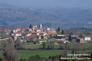 Saint-Jean-des-Ollières - Randonnées de Piqueurs - Edition 2019 - Parcours 11 km