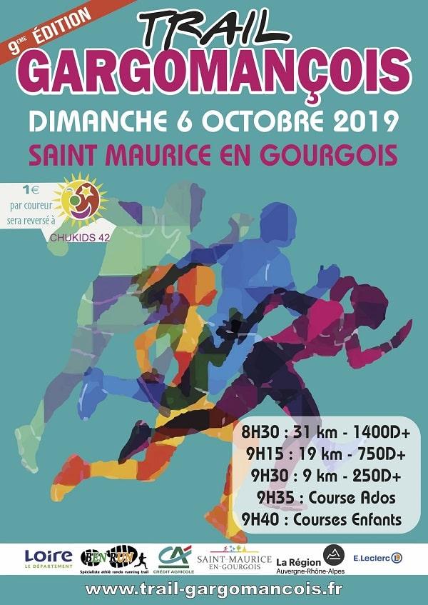 Trail Gargomançois 2019