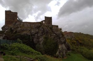 Château de Rochetaillée - Rochetrail - Dimanche 20 Octobre 2019