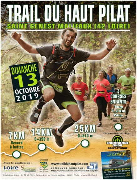 Trail du Haut Pilat 2019 - 5e édition