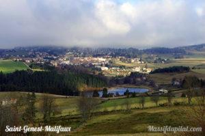 Saint-Genest-Malifaux - Massif du Pilat - Loire (42