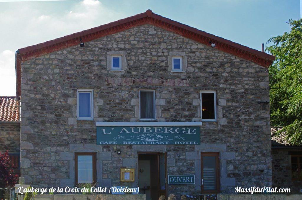 Auberge de la Croix du Collet de Doizieux