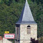 Graix, parc du Pilat