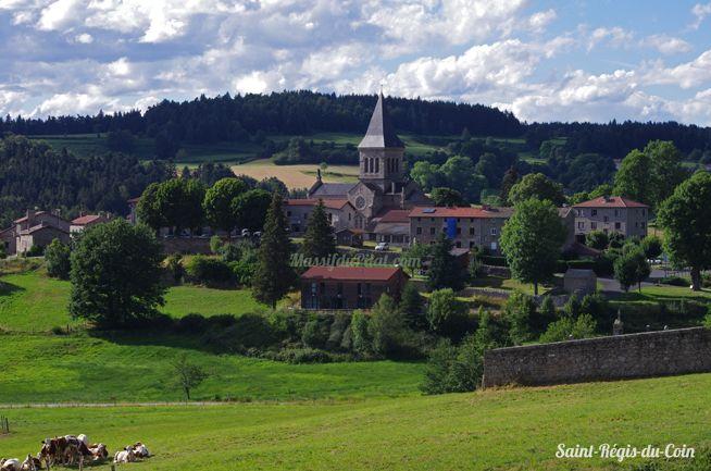 Saint-Régis-du-Coin - Massif du Pilat