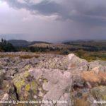 La Jasserie du Pilat depuis le Crêt de la Perdrix