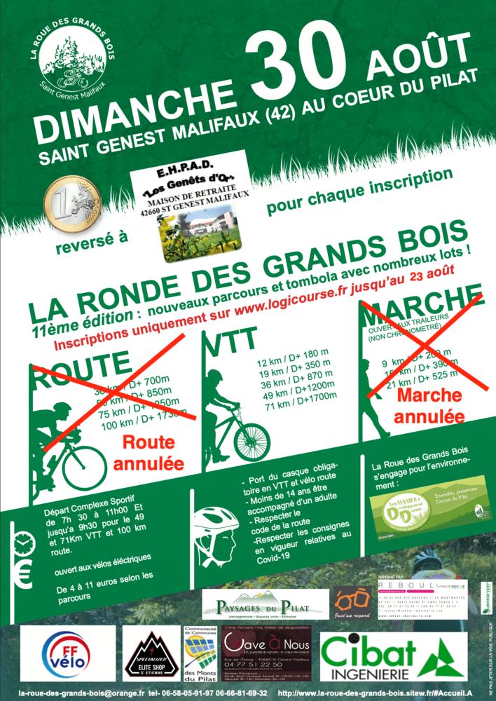 La Ronde des Grands Bois 2020