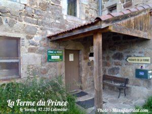 La Ferme du Prince, Le Vernay, 42 220 Colombier, Pilat