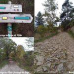 Queue du barrage du Sapt à Saint-Genest-Malifaux - Altitude 920 mètres