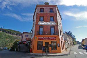 Pizzéria Marianto à Rochetaillée près de Saint-Etienne (42)